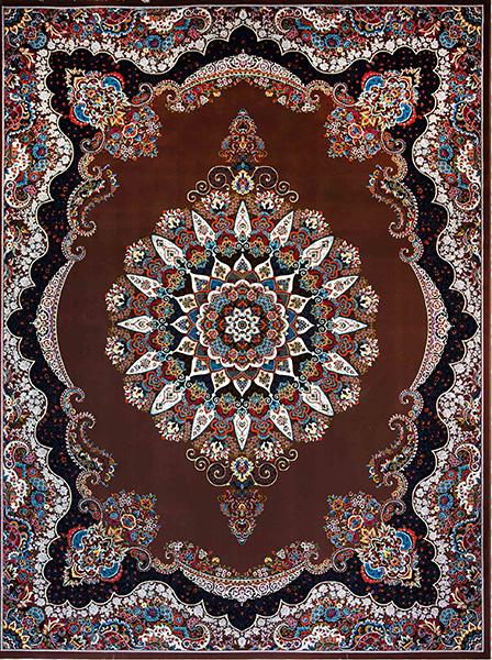 فرش سیمرغ روناسی