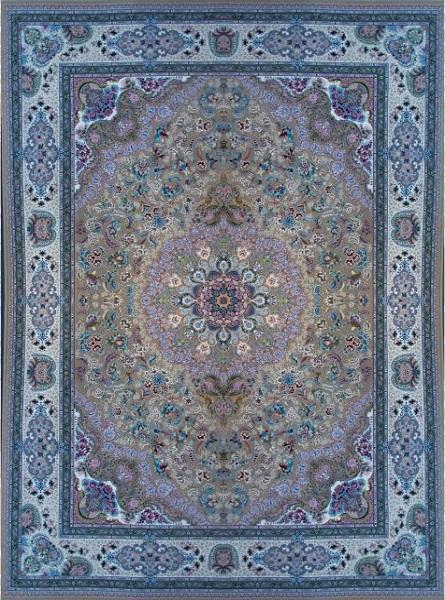 فرش استامبول بادامی