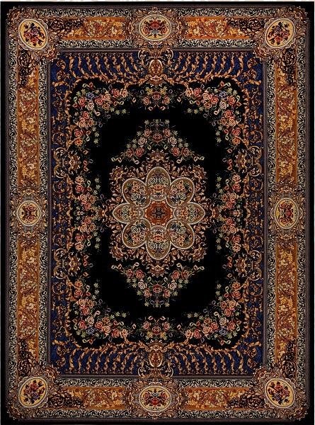 فرش عروس کاربنی